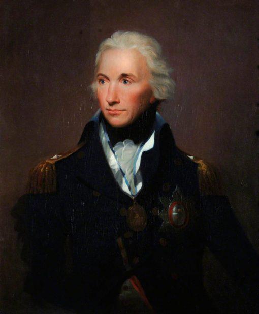 Lord Nelson   Lemuel Francis Abbott   Oil Painting