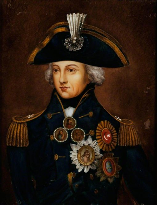 Lord Nelson | Lemuel Francis Abbott | Oil Painting