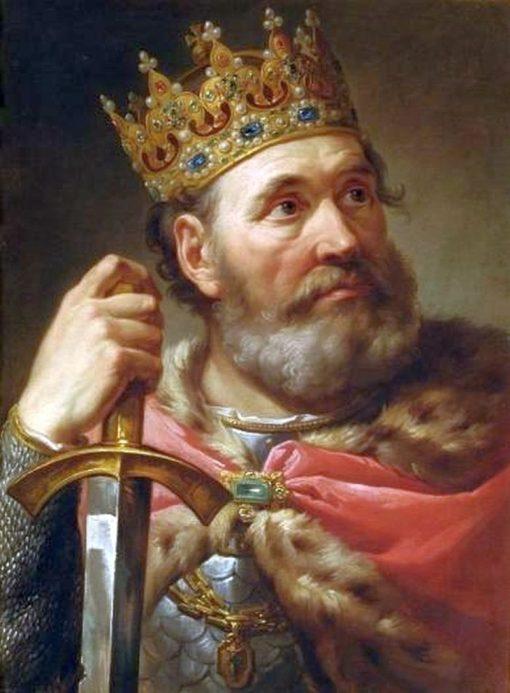 Portrait of Boleslaus I the Brave | Marcello Bacciarelli | Oil Painting
