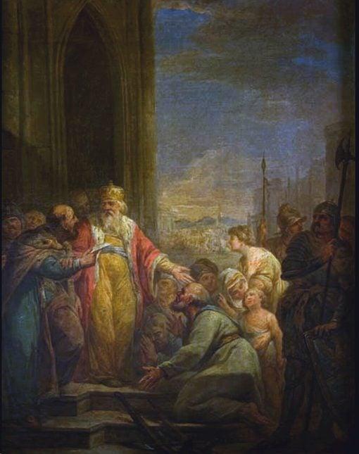 Casimir the Great   Marcello Bacciarelli   Oil Painting