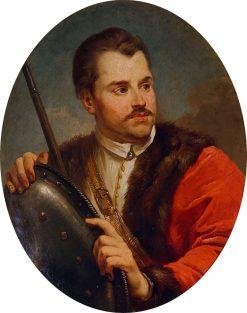 Portrait of Roman Sanguszko | Marcello Bacciarelli | Oil Painting