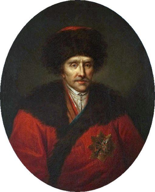 Teodor Szyd?owski | Marcello Bacciarelli | Oil Painting