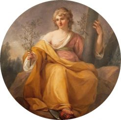 Allegory of Graciousness (Clementia) | Marcello Bacciarelli | Oil Painting