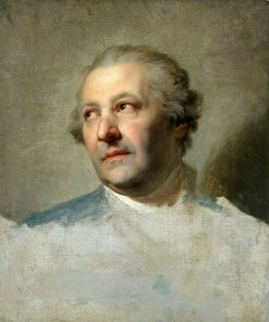 Portrait of Ismael Mengs | Marcello Bacciarelli | Oil Painting