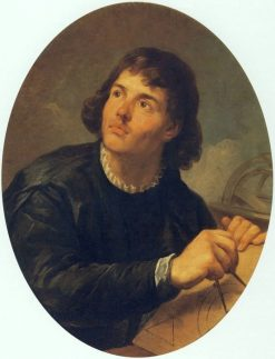 Nicolaus Copernicus | Marcello Bacciarelli | Oil Painting