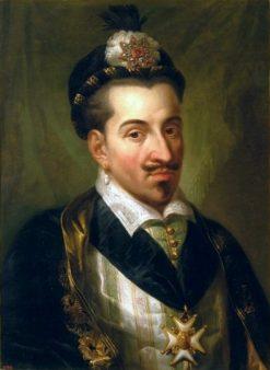 Portrait of Henry Valois | Marcello Bacciarelli | Oil Painting
