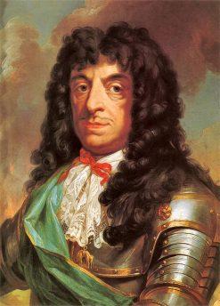 Portrait of John II Casimir Vasa | Marcello Bacciarelli | Oil Painting