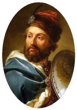 Portrait of Casimir IV Jagiellon | Marcello Bacciarelli | Oil Painting