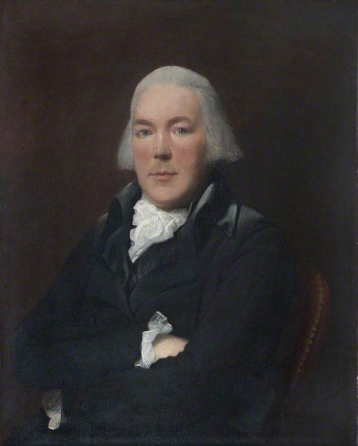 William Woodville | Lemuel Francis Abbott | Oil Painting