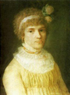 Anna ze Stadnickich Czapli?ska | Marcello Bacciarelli | Oil Painting