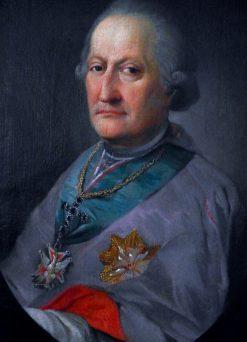 Portrait of Feliks Pawe? Turski | Marcello Bacciarelli | Oil Painting