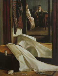 Reflection in the Mirror | Grigory Soroka | Oil Painting