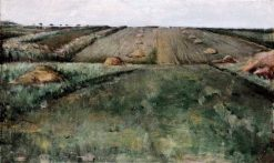 Haymaking | Pyotr Nilus | Oil Painting