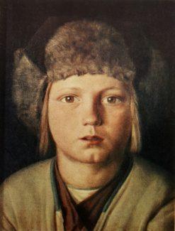 Peasant Boy | Grigory Soroka | Oil Painting