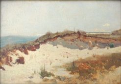 Dunes | Walter Moras | Oil Painting