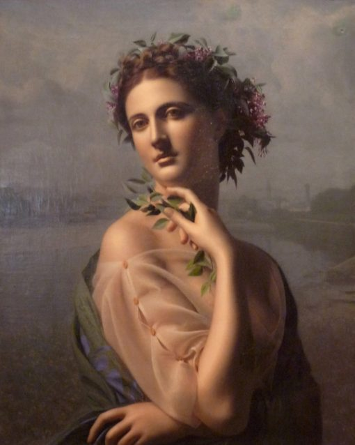 Springtime | Alexandre Louis Patry | Oil Painting