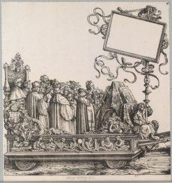 Triumph of Kaiser Maximilians I | Hans Burgkmair | Oil Painting