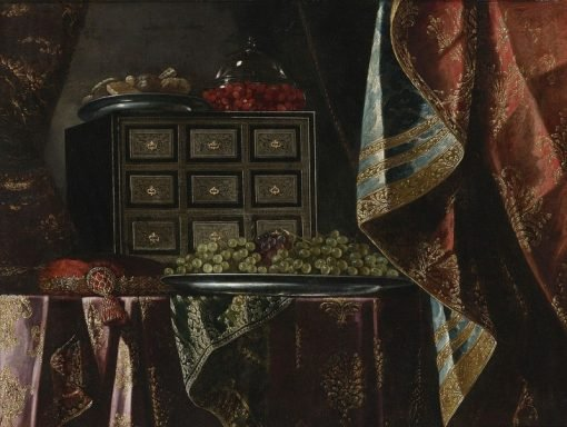 Still Life of a Chest