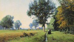 Late Summer | Vladimir Kazantsev | Oil Painting