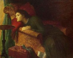 It Raineth Every Day | George Frederic Watts | Oil Painting