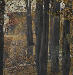 Autumn Landscape | Isaak Brodsky | Oil Painting