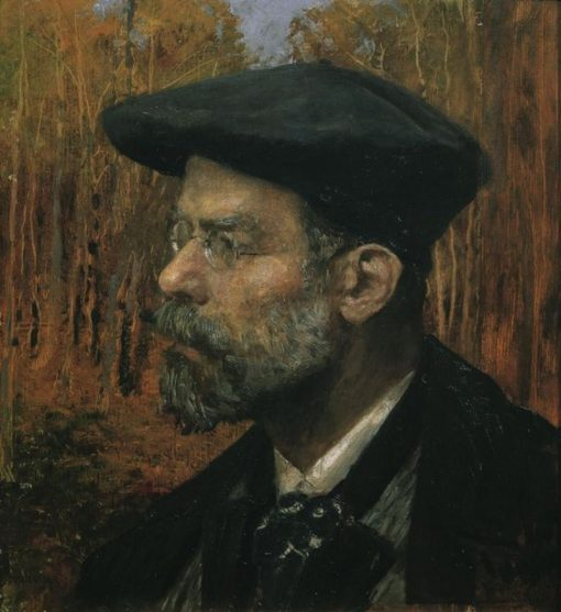 Painter Theodor von Hörmann | Johann Victor Kramer | Oil Painting
