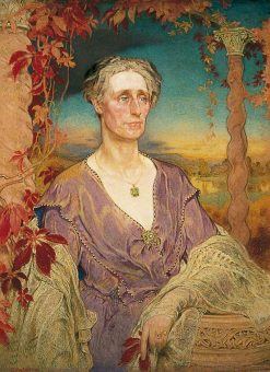 Mrs John Greg | William Shackleton | Oil Painting