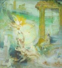 The City of the Golden Gates | William Shackleton | Oil Painting