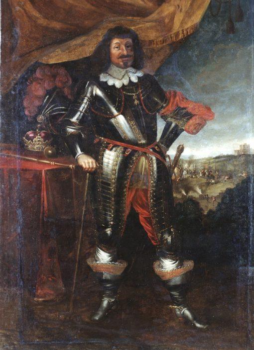 Portrait of Ladislaus IV Vasa | Peter Danckerts de Rij | Oil Painting