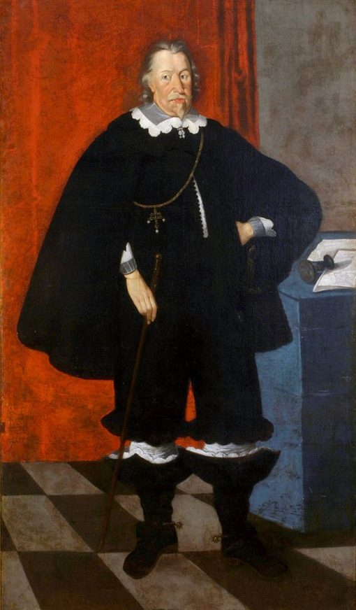 Portrait of Albrecht Stanis?aw Radziwill | Peter Danckerts de Rij | Oil Painting