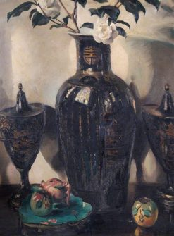 Antique China and Chinese Vase | William Bruce Ellis Ranken | Oil Painting