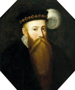 Portrait of John III Vasa | Peter Danckerts de Rij | Oil Painting