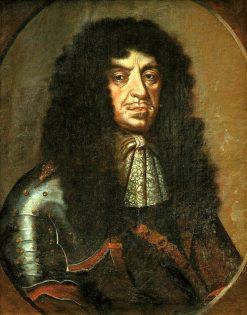 Portrait of John Casimir Vasa | Peter Danckerts de Rij | Oil Painting