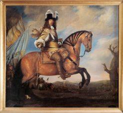 Carl Gustaf Wrangel | David Klocker Ehrenstrahl | Oil Painting