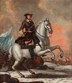 Charles XI of Sweden | David Klocker Ehrenstrahl | Oil Painting