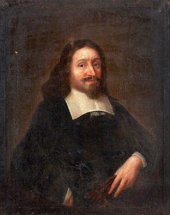 Bishop Jesper Swedberg | David Klocker Ehrenstrahl | Oil Painting