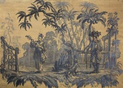 Chinoiserie | William Bruce Ellis Ranken | Oil Painting