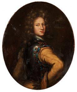 Charles XII of Sweden | David Klocker Ehrenstrahl | Oil Painting