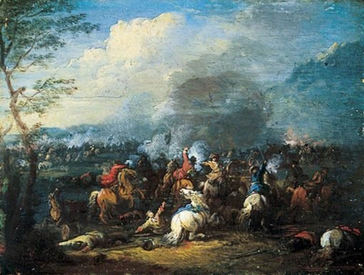 Battle Scene | Karel Breydel | Oil Painting