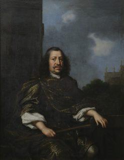 Fredrik III | David Klocker Ehrenstrahl | Oil Painting