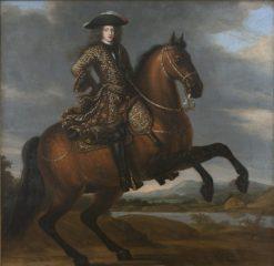 Fredrik IV | David Klocker Ehrenstrahl | Oil Painting