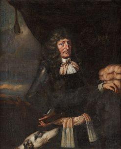 Frerdik Villhelm of Brandenburg | David Klocker Ehrenstrahl | Oil Painting