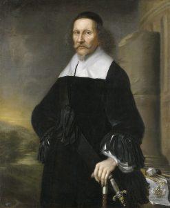 Georg Stiernhielm | David Klocker Ehrenstrahl | Oil Painting