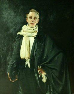 Ernest Thesiger | William Bruce Ellis Ranken | Oil Painting