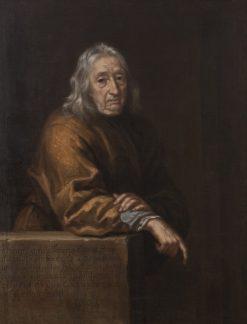 Baron Jean Baptiste dAubonne Tavernier | David Klocker Ehrenstrahl | Oil Painting