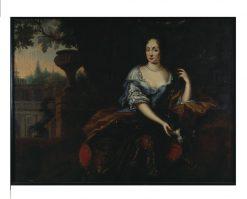 Eva Horn of Björneborg | David Klocker Ehrenstrahl | Oil Painting