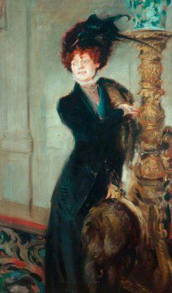 Mrs Emile Mond | William Bruce Ellis Ranken | Oil Painting