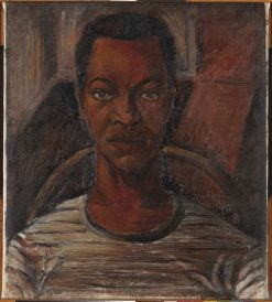 Self Portrait | Earle Wilton Richardson | Oil Painting