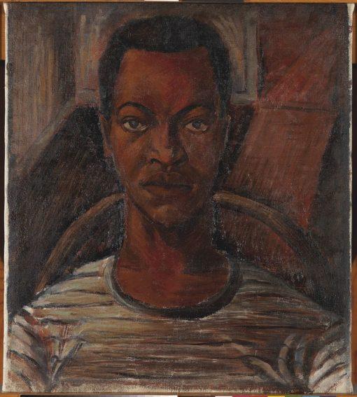 Self Portrait | Earle Wilton Richardson | Oil Painting