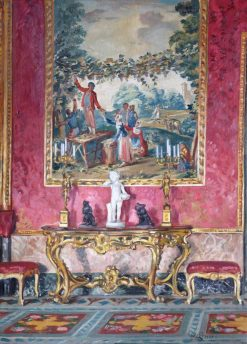 The Tapestry Panel | William Bruce Ellis Ranken | Oil Painting